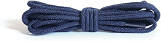 Round Thin Shoe Laces, Quality Durable 100% Cotton, Many Colours and Lengths