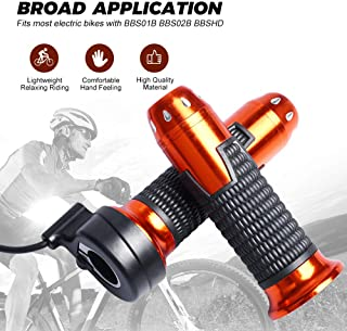 BAFANG Electric Bicycle Twist Throttle Ebike Speed Control Electric Bike Speed Throttle Ebike Twist Throttle