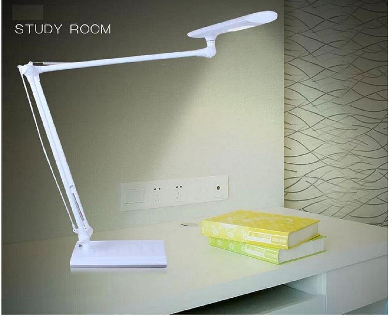 ZTYR LED Touch Lampe lange doppelt gefaltet Auge Schutz Studie Office Work Home Beleuchtung