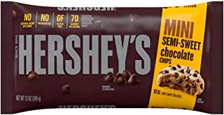 Hershey's Mini Semi-Sweet Chocolate Chips, 340g