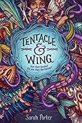 Vassa in the Night author Sarah Porter's Tentacle and Wing