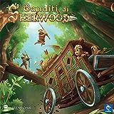 Asmodee - Banditi di Sherwood, Gioco da Tavolo, Pendragon Game Studio, Edizione in Italiano, 0599