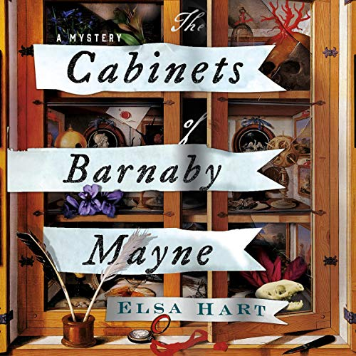 Page de couverture de The Cabinets of Barnaby Mayne