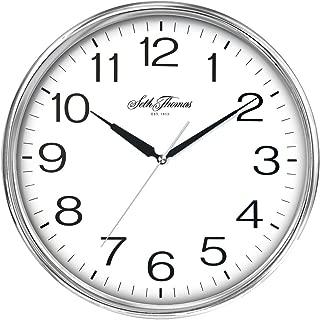 Seth Thomas New 2016 Bridgeport Wall Clock