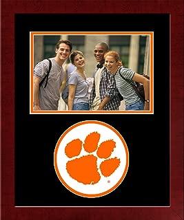 Campus Images NCAA Clemson Tigers University Spirit Photo Frame Horizontal