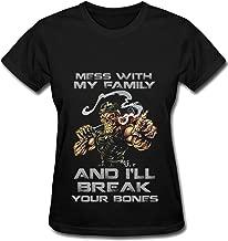 Break Time Women's Break Your Bones Simple Tee