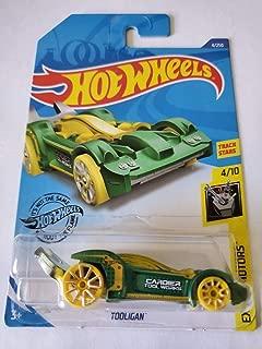 Hot Wheels 2020 Experimotors Tooligan, Green 4/250