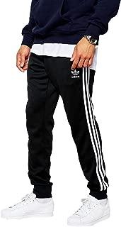 [アディダスオリジナルス] adidas Originals Superstar トラックパンツ [並行輸入品]