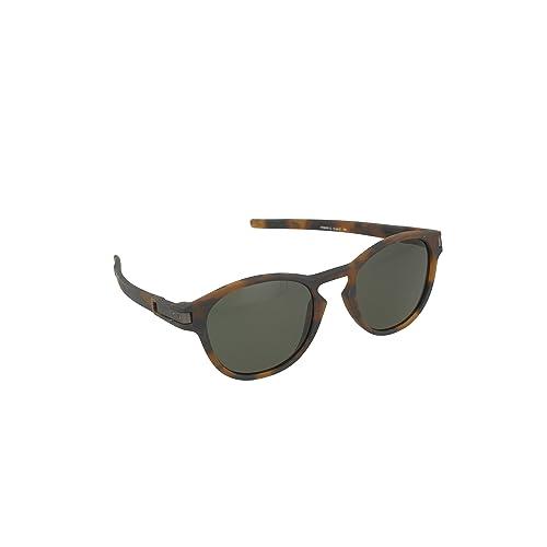 Oakley - Latch - Lunettes de soleil - Homme - Marron (Matte Brown Tortoise) 3f4699f0da70