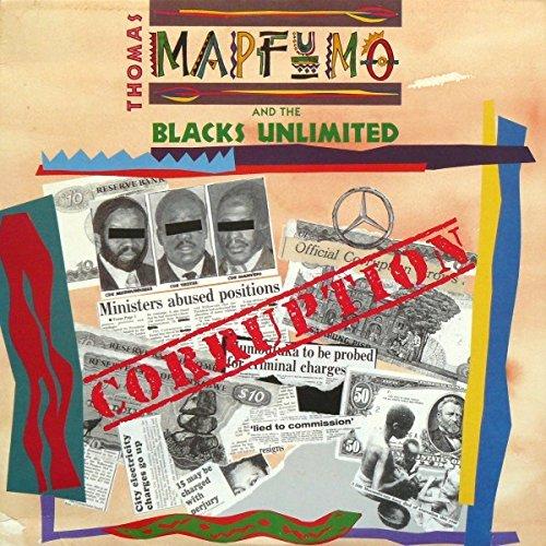 Corruption [Vinyl]: Thomas Mapfumo