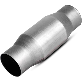 """AUTOSAVER88 ATCC0010 3"""" Inlet/Outlet Universal Fit Catalytic Converter (EPA Compliant)"""