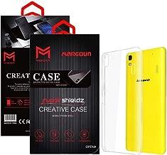 Margoun for Lenovo A7000 Turbo Shieldz Case Soft Clear TPU Back Cover Protection Case - Transparent Clear