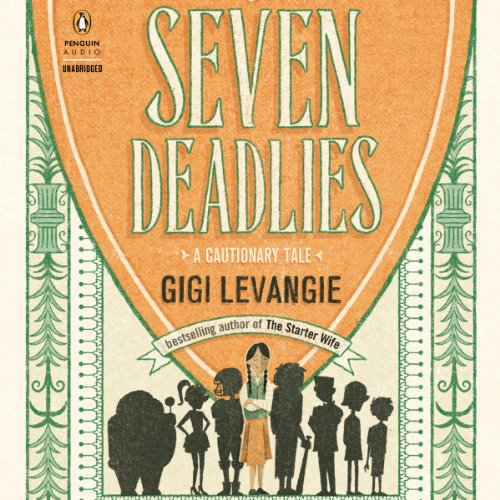 Seven Deadlies audiobook cover art