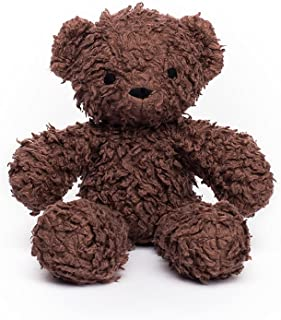 Sherpa Baby Organic Teddy Bear Brown 12 Inches