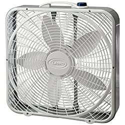 15. Lasko #3723 20-Inch Premium Box Fan
