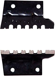 Jiffy ^Ripper^ Replacement Ice Drill/Auger Blades Size: 10^