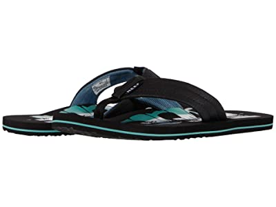 Reef Waters (Navy Palm) Men