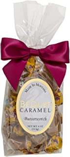 Béquet Caramel Butterscotch 4oz Gift Bag