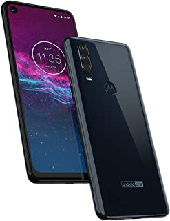 Smartphone Motorola One Action Azul Denim, Motorola, Modelo XT2013-1, 128 GB, 6.34'', Azul Denim