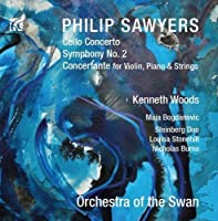 Cello Concerto / Symphony No. 2 by Orchestra of the Swan
