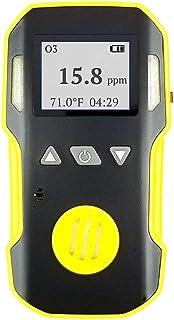 プロフェッショナル0〜20PPMオゾン検出器メーターポータブルLCDディスプレイ粉塵爆発防水ハンドヘルドシリーズO3ガステスターUSB充電アラーム