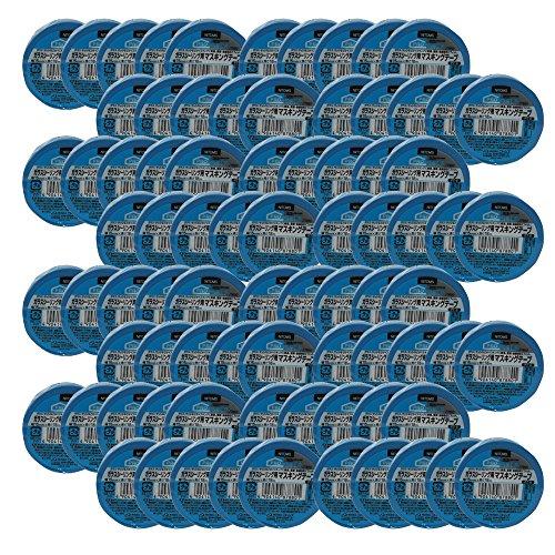 ニトムズ ガラスシーリング用マスキングテープ PT‐6 15mm×18m J7880 80巻入り [養生テープ]