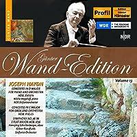 Gunter Wand Edition, Vol.13: Joseph Haydn