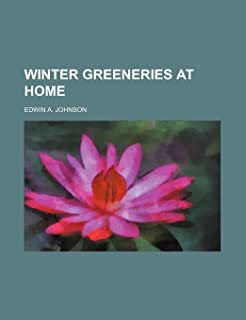 Winter Greeneries at Home