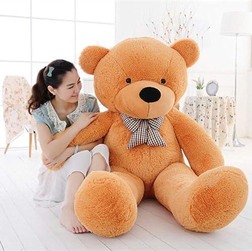 Daxiong SuperWeißer Teddyb  Plüschtier Größe m liche Größe Teddyb uppe 80cm   - 120cm   Umarmungsb 120cm