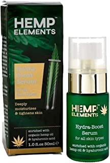 Best hemp elements hydra boost serum Reviews