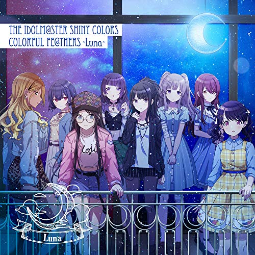 【Amazon.co.jp限定】THE IDOLM@STER SHINY COLORS COLORFUL FE@THERS -Luna-(メガジャケット付)