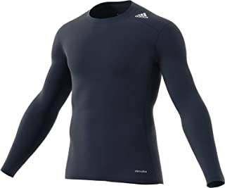 adidas Men's Techfit Base Layer Long Sleeve Tee