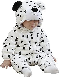 Tonwhar Unisex-Baby Animal Onesie Costume Cartoon Outfit Homewear
