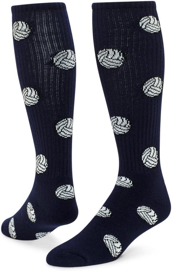 White // Black // Black - Small Red Lion Socks Cyclone Athletic Socks