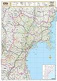 スクリーンマップ 分県地図 宮城県 (ポスター地図 マップル)