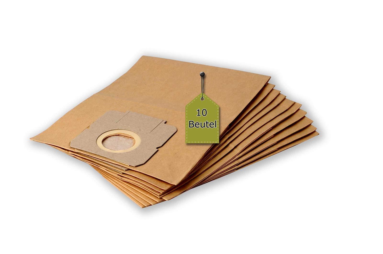 eVendix Bolsa para aspiradora Adecuada para Moulinex 300 EL - Vectral | 10 Bolsas de Polvo + 2 microfiltros + 2 filtros de Motor | Similar a la Bolsa Original: W 56: Amazon.es: Hogar