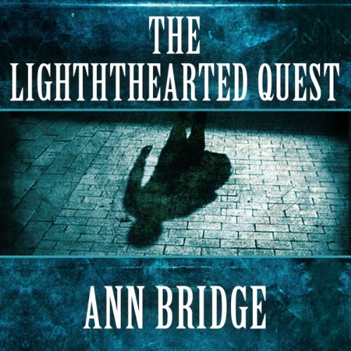 The Lighthearted Quest audiobook cover art