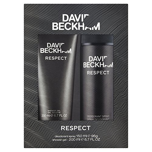 Dvid Beckham Respecteer 150 ml Deo.Spr + Shower Gel