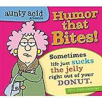 Aunty酸Presentsユーモアthat bites 。–2017ボックス版カレンダー