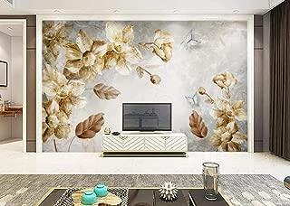 Wallpaper 3D Wallpaper Minimalistic Floral Butterfly Abstract Wallpaper Wall Mural Livingroom Bedroom Kitchen Bathroom
