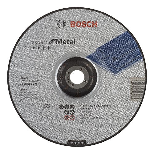 Bosch Professional 2608600226 Metal Cutting disc 230x22.2x3