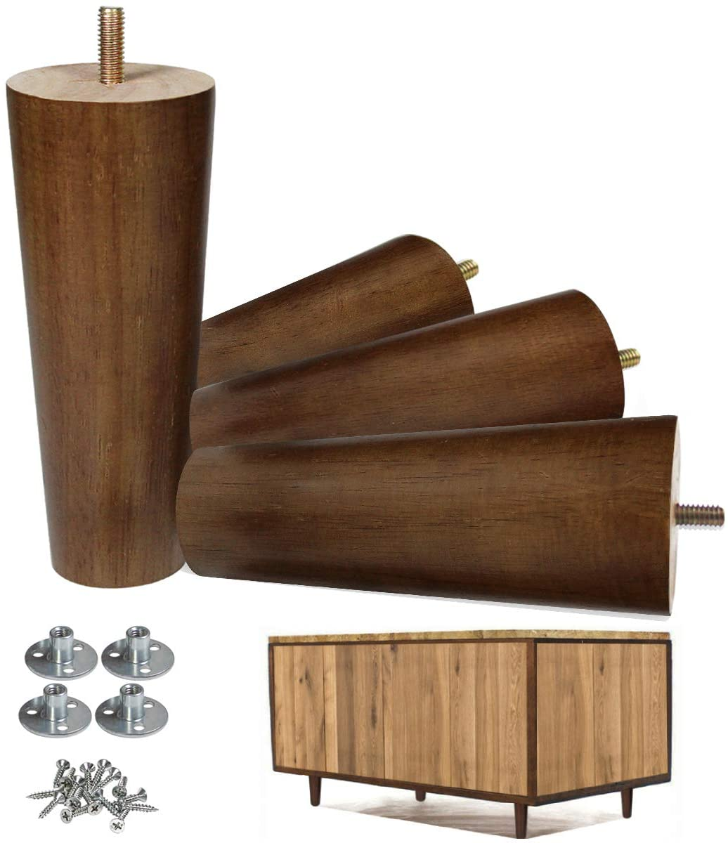 AORYVIC Cheap bargain Furniture Legs Wood Replacement for Cabin Sofa Max 85% OFF