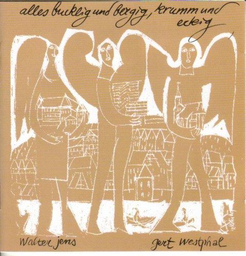 Alles bucklig und bergig, krumm und eckig - Das Bild Tübingens in Poesie und Publizistik [Doppel-CD]
