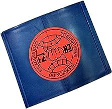 Settlede Taekwondo Rebreakable Tile Board, Rebreakable Board, Training Board, Performance Board, Taekwondo Karate Boards, Breaking Boards for Martial Arts - Blue/Red (20cm22cm)