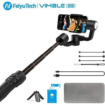 FeiyuTech Vimble 2S Extendable 3-Axis Handheld Gimbal Stabilizer ...
