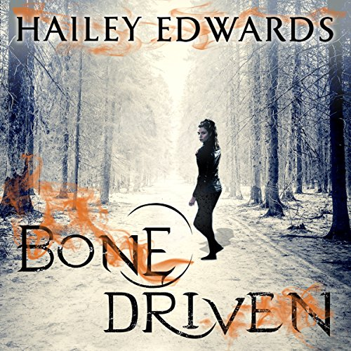 Bone Driven audiobook cover art