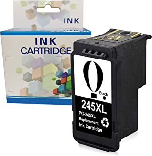 A1INK Refilled Ink Cartridge Replacement for Canon PG-245XL 245 XL 243XL Used for Canon PIXMA IP2820 MG2555 TS202 TS302 TS3120 MG3020 MG2420 MG2922 MG3022 MG2520 MG3029 2924 2520 2525 TR4520(1Black)