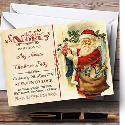 Christmas Wedding Invitations.Christmas Wedding Invitations Amazon Co Uk