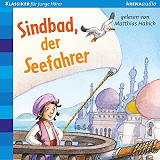 Sindbad, der Seefahrer (Klassiker für junge Hörer) Titelbild