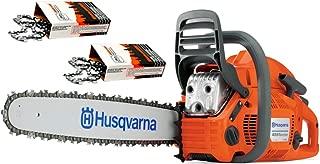 Husqvarna 455 Rancher (55cc) Cutting Kit, includes a 455 Rancher chainsaw PLUS 20